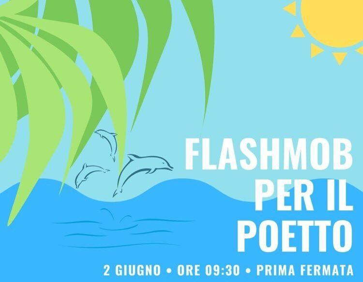 2021-06-02 - Flash Mob Poetto