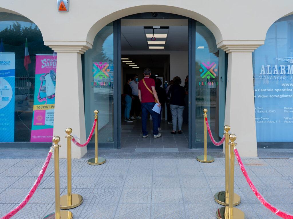2021-06-03 - Inaugurazione Centro Servizi Flumini