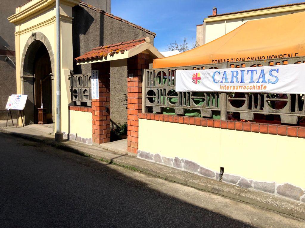 Caritas San Gavino Monreale